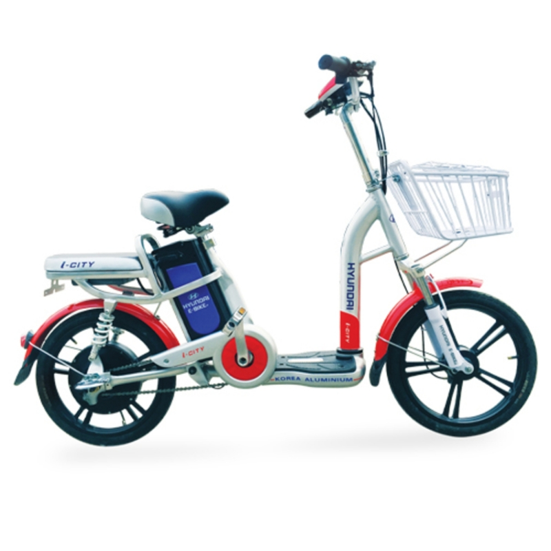 Xe đạp điện – Hyundai Ebike i-City