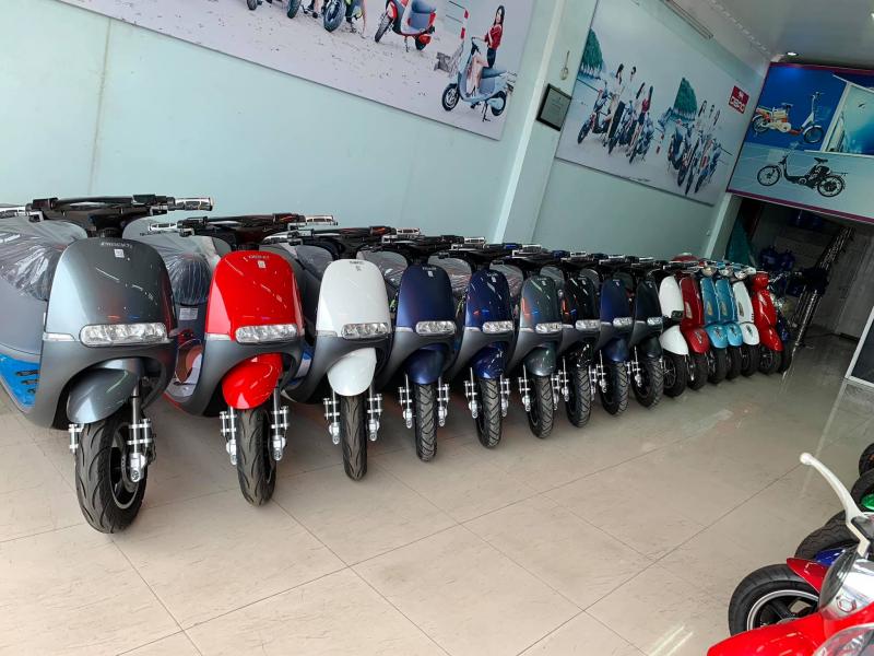 Xe đạp điện Nam Hạnh