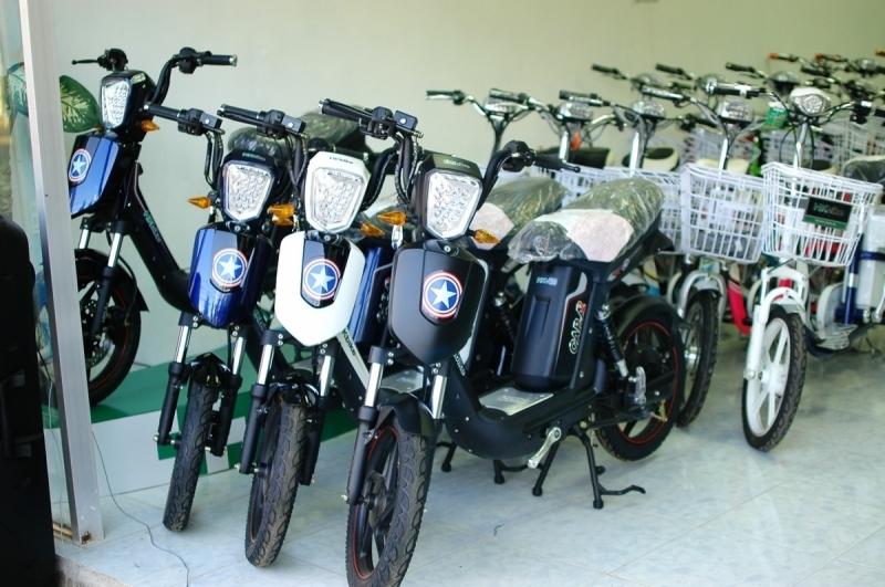 Top 6 Cửa hàng bán xe đạp điện uy tín và chất lượng nhất Hải Phòng