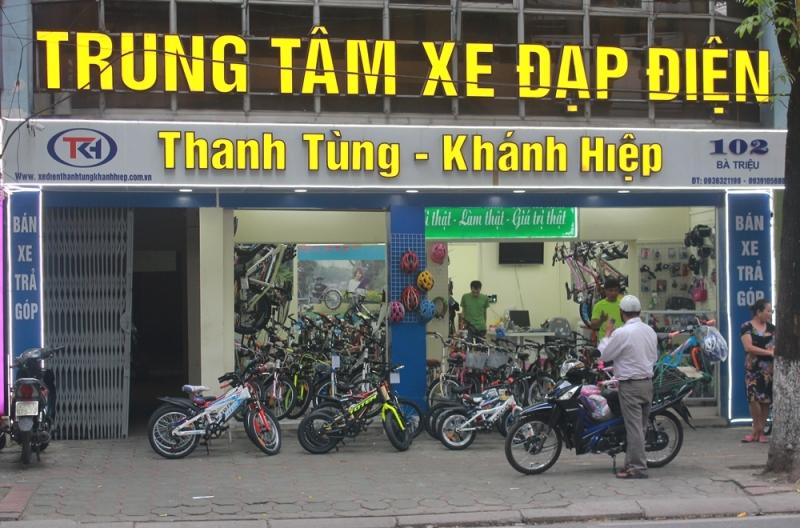 """Trung Tâm xe đạp điện Thanh Tùng - Khánh Hiệp """"Nói thật - Làm thật - Giá trị thật"""""""