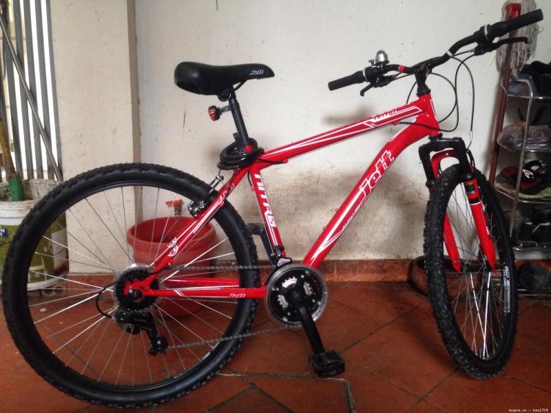Xe đạp Jett