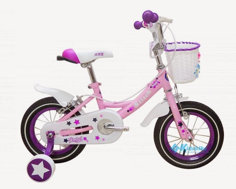 Xe đạp trẻ em Stitch