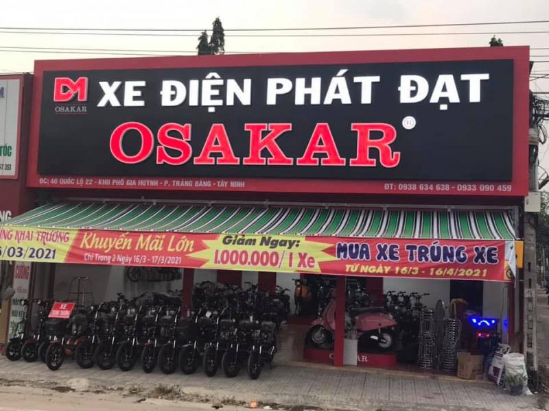 Xe Điện Phát Đạt Tây Ninh