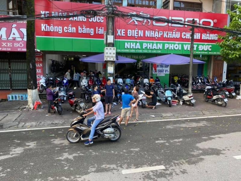 Xe điện Việt Đức Dibao