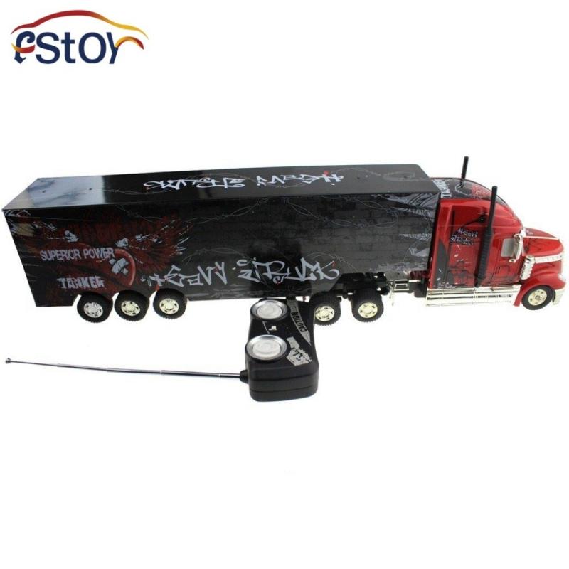 Xe điều khiển từ xa Semi Drift - Truck