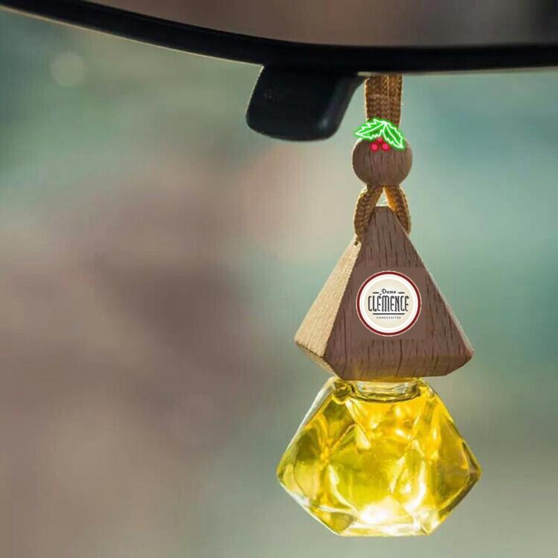 Tinh dầu có thể làm trong lành bầu không khí trong xe