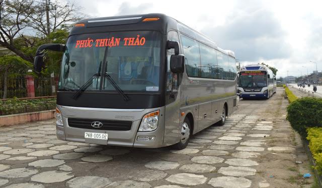 Vận tải hành khách chất lượng cao Phúc Thuận Thảo