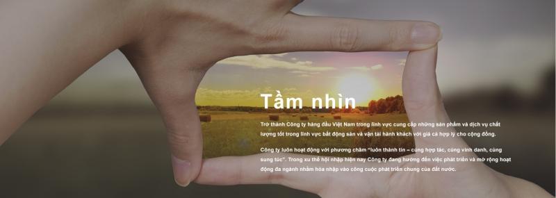 Tầm nhìn của Công ty Phương Trang