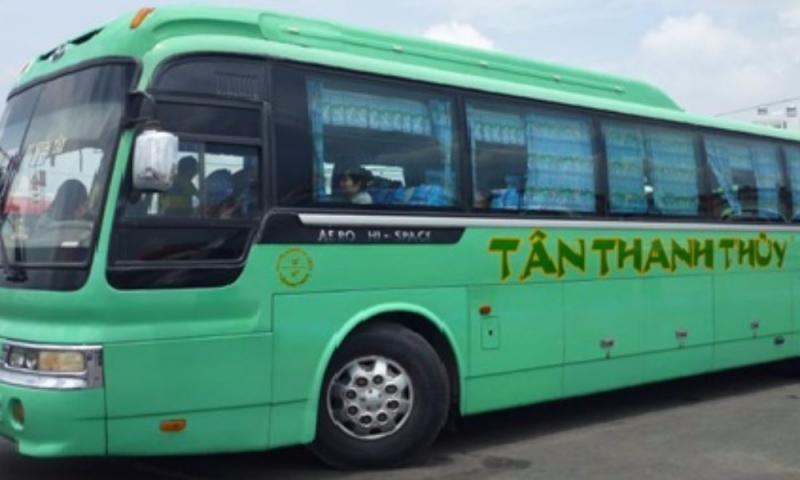 Xe khách Tân Thanh Thủy - sự lựa chọn tin tưởng