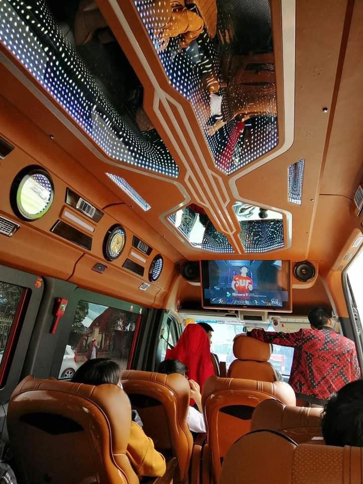 Xe limousine đi Thái Bình Hà Hải
