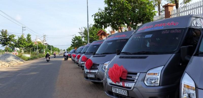 Nhà xe Đồng Phước