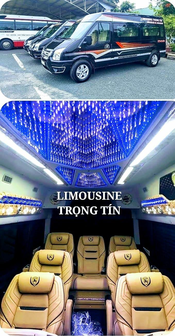 LIMOUSINE TRỌNG TÍN