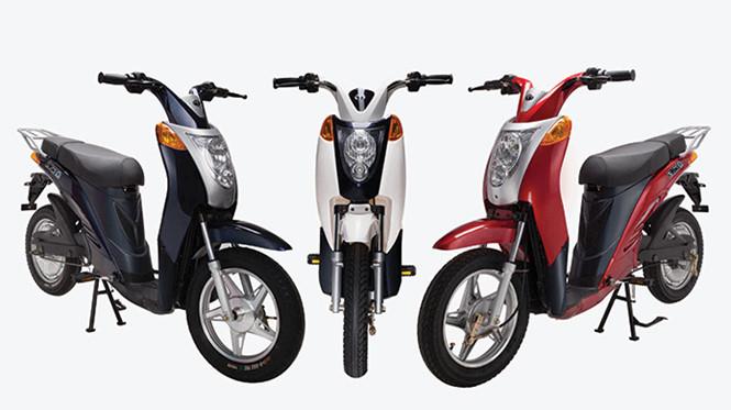 Xe máy điện Terra Motors S750