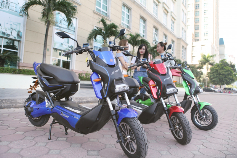 Xe máy điện Xmen Sport