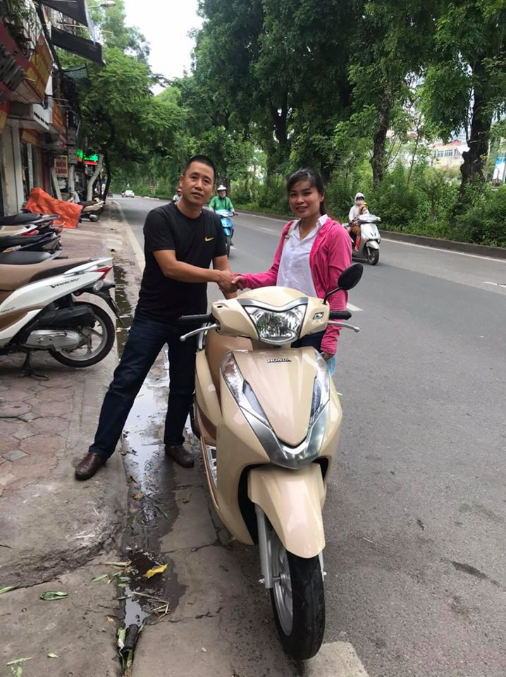 Xe máy Việt Hà