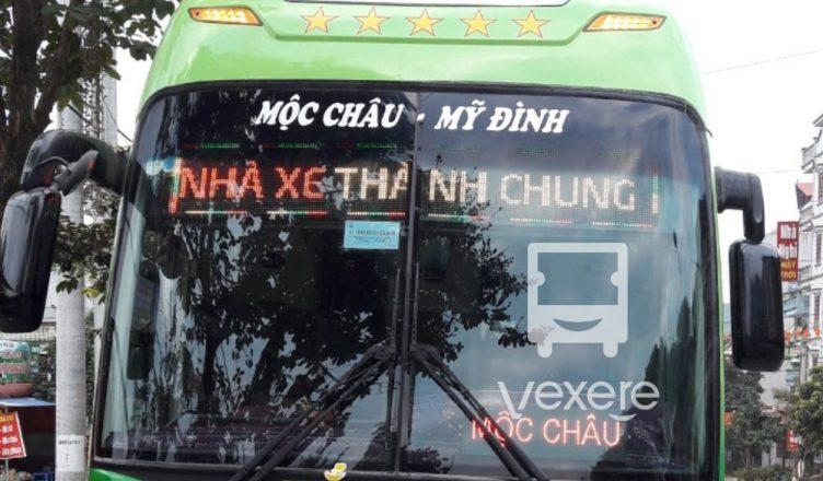 Top 6 nhà xe tuyến Hà Nội - Mộc Châu uy tín nhất được khách hàng tin chọn
