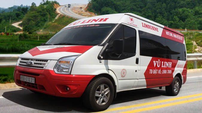 Xe Vũ Linh limousine