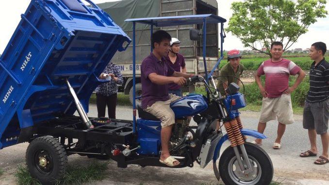 Đội xe ba gác vận chuyển Sài Gòn sau một thời gian dài hoạt động ngày càng nhận được sự tin tưởng và tín nhiệm của khách hàng