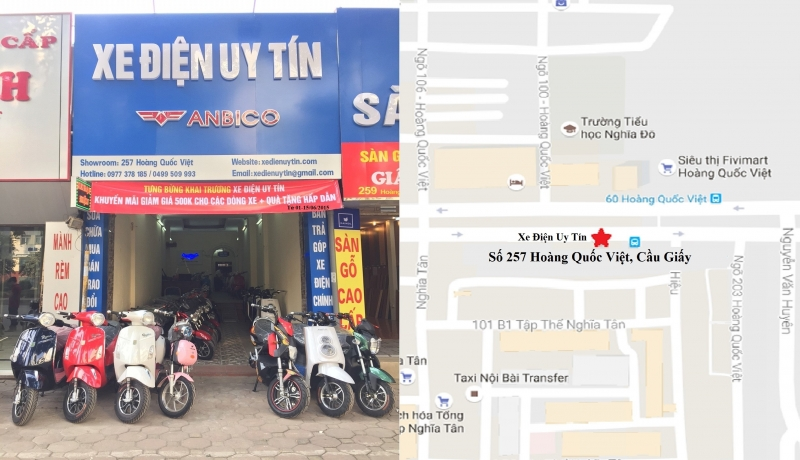Xedienuytin.com địa chỉ tin cậy cho mọi người