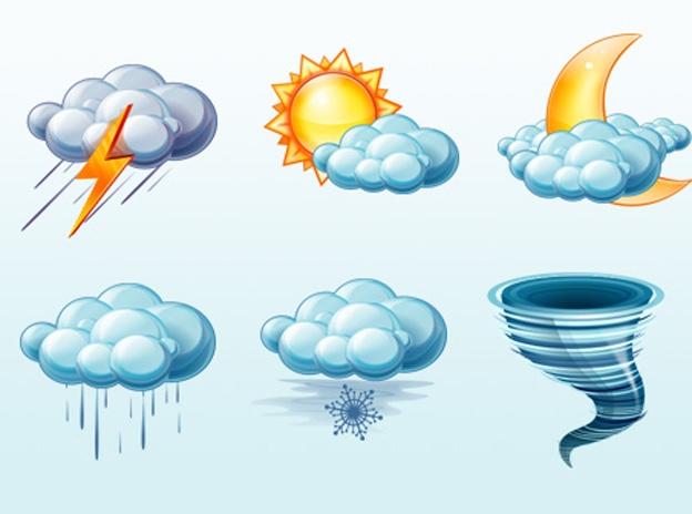 Xem dự báo thời tiết trước khi đi ra ngoài