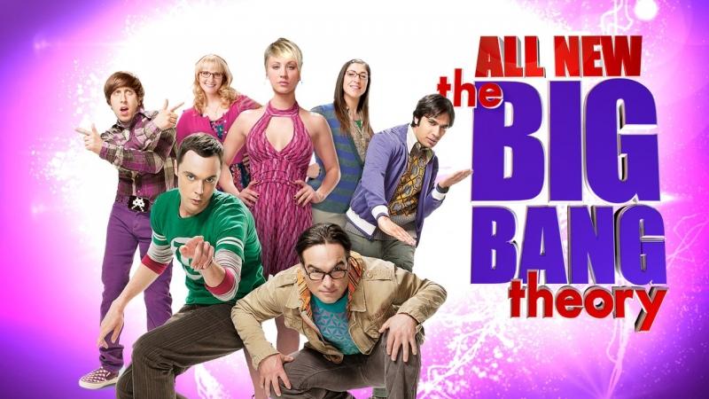 The Big Bang theory là bộ phim dành cho bạn có trình độ khá trở lên