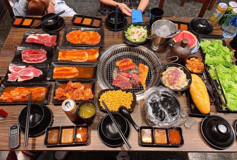 Xèo Xèo BBQ sẽ mang đến cho những thực khách sành ăn những trải nghiệm ẩm thực chuẩn vị xứ kim chi với thịt thượng hạng