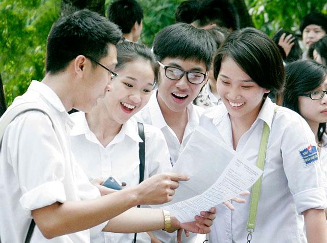 Có 09 trường Xét tuyển theo kết quả 5 học kỳ THPT
