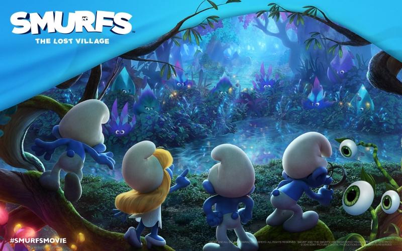 Phim Smurfs: The Lost Village