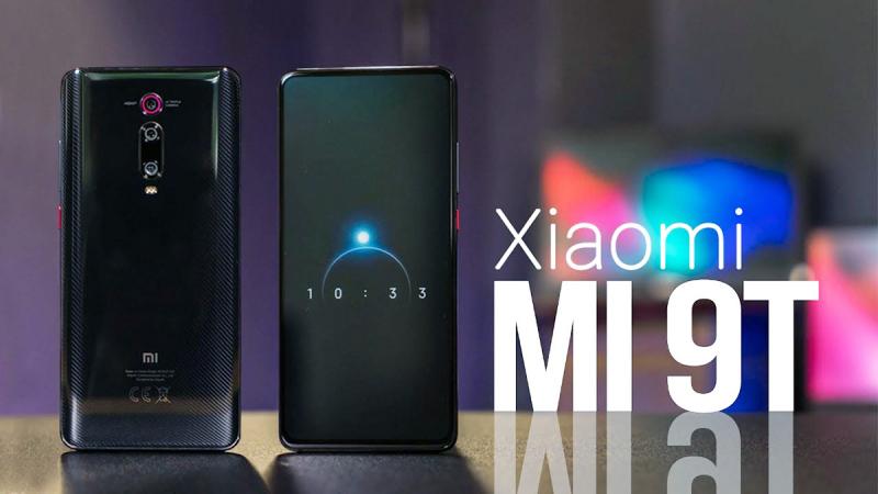 Xiaomi Mi 9T màu sắc bắt mắt