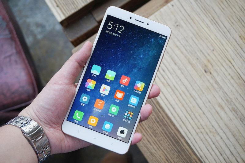 Xiaomi Mi Max 2 (Pin: 5300mAh)