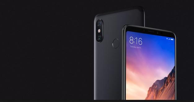 Xiaomi Mi Max 3 (Pin: 5500 mAh)