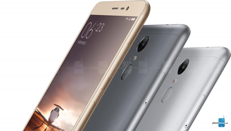 Sản phẩm điện thoại di động Xiaomi Redmi Note 3