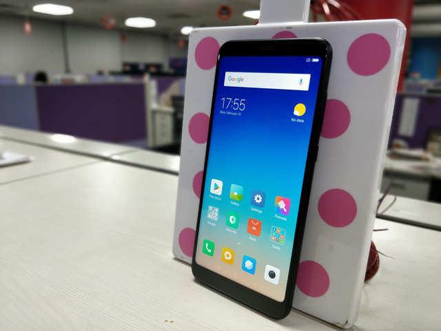 Smartphone tầm trung Xiaomi Redmi Note 5