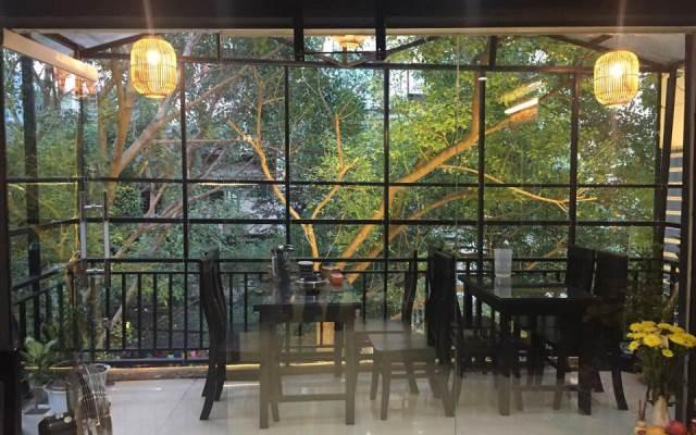 View quán cực lãng mạn ở Xiêm Quán