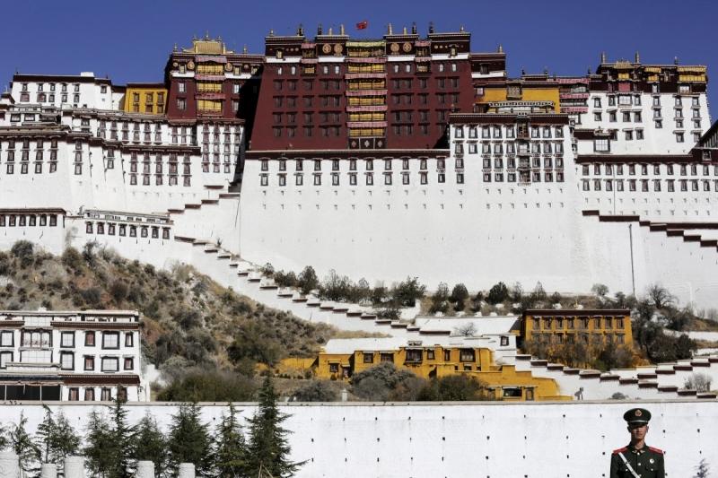 Xin giấy phép du lịch Tây Tạng