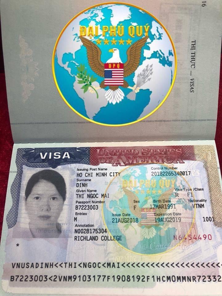 Xin Visa Mỹ khó... nhưng không làm khó được công ty Đại Phú Quý
