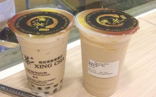Trà sữa Xing Cha