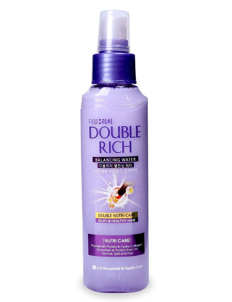 Xịt dưỡng tóc Double Rich Balancing Water Nutri Care