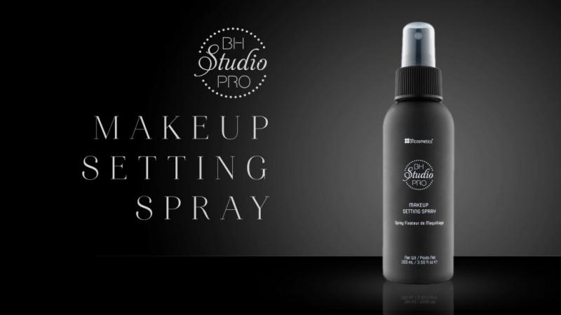 Xịt Khóa Lớp Trang Điểm BH Cosmetics Studio Pro Makeup Setting Spray (103ml):