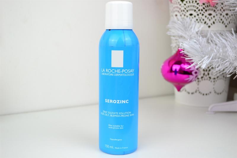 Xịt Khoáng La Roche-Posay Serozinc là sản phẩm xịt khoáng dành cho da dầu và mụn