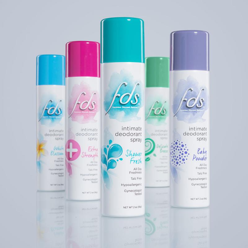 Xịt phụ khoa FDS Feminine Spray