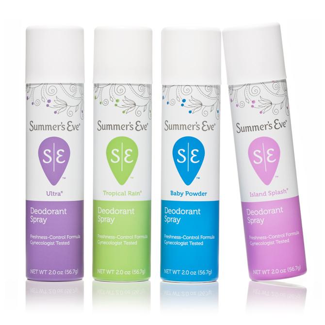 Xịt thơm Summer's Eve Feminine Deodorant Spray