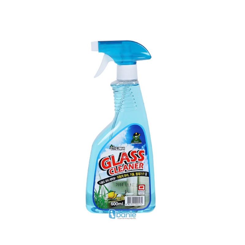Xịt tẩy rửa kính Glass Cleaner Sandokkaebi