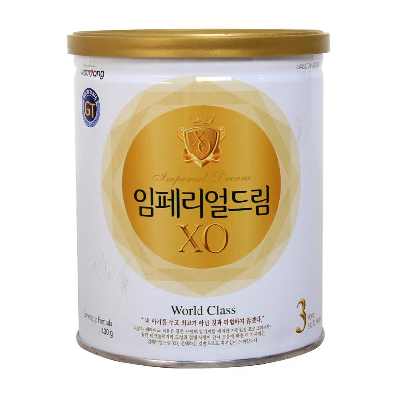 XO là hiệu sữa thuộc công ty Namyang, Hàn Quốc.