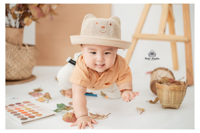 Xoài Studio - Chụp ảnh cho bé Hải Phòng