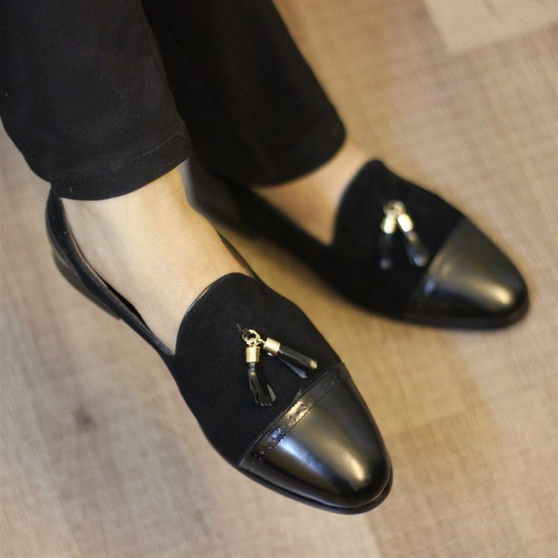 Giày lười nam đẹp X034: 700.000 đồng tại Xoanshop