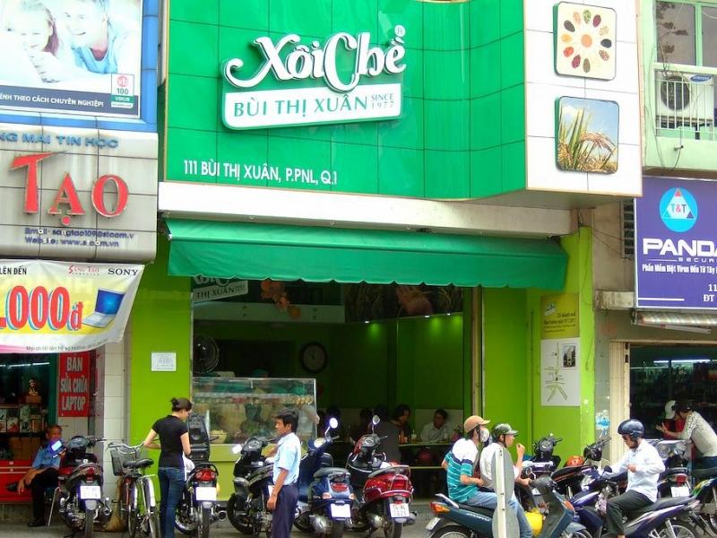 Xôi chè – Bùi Thị Xuân