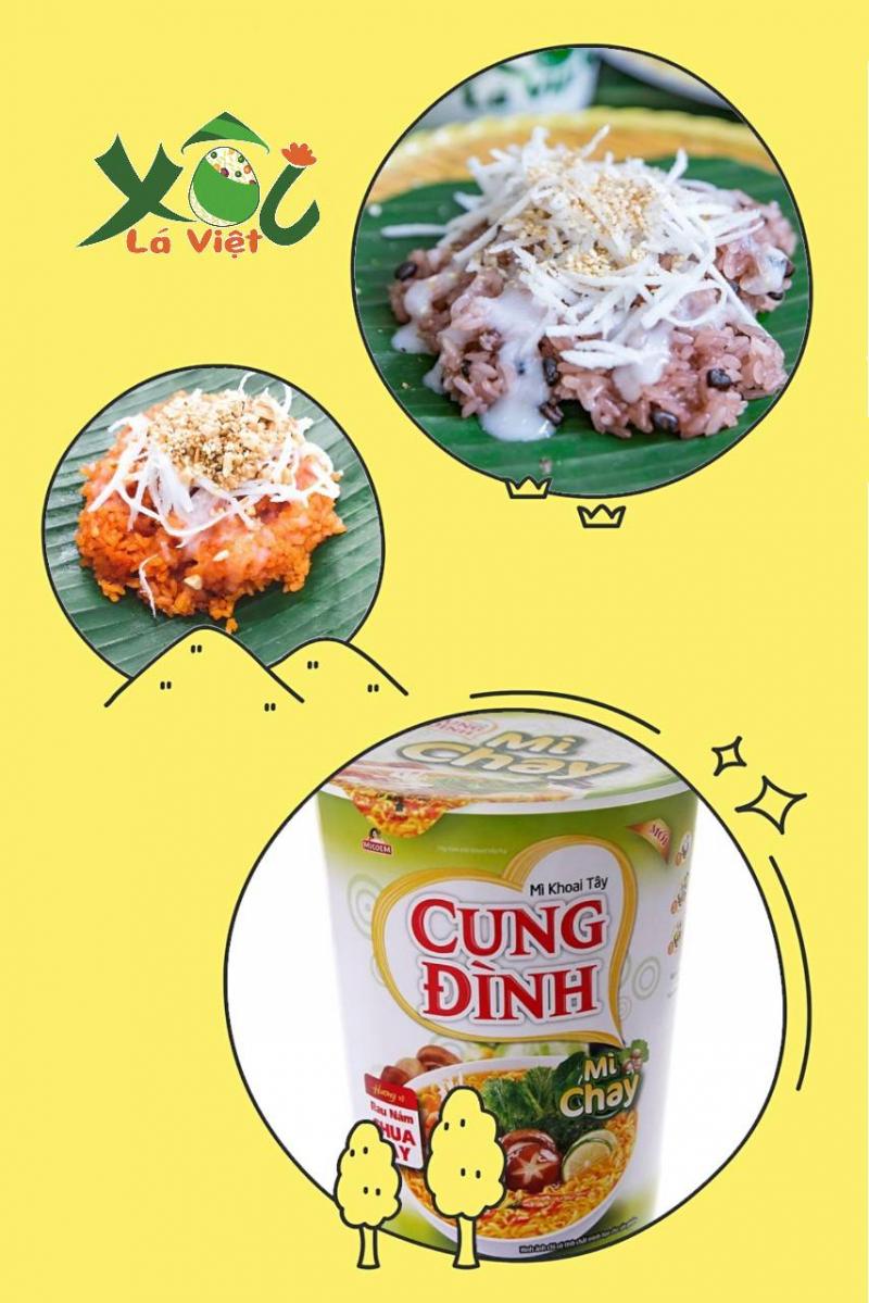 Xôi Lá Việt - Hoàng Diệu