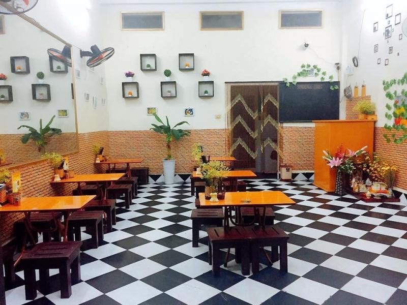 Cửa hàng xôi Trang Cao.