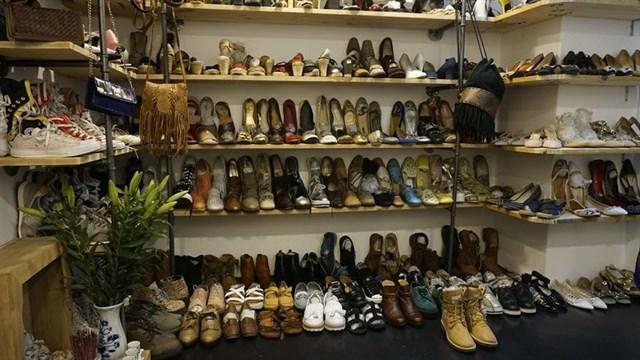 Xóm mê giày